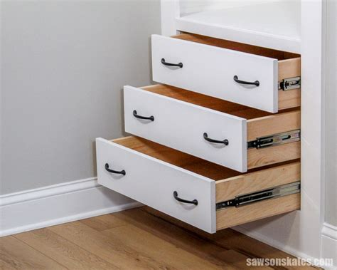 Easy Diy Drawer
