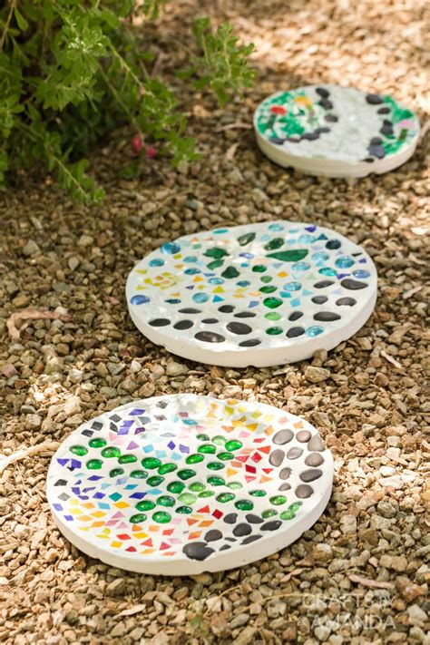 Easy Diy Garden Stepping Stones