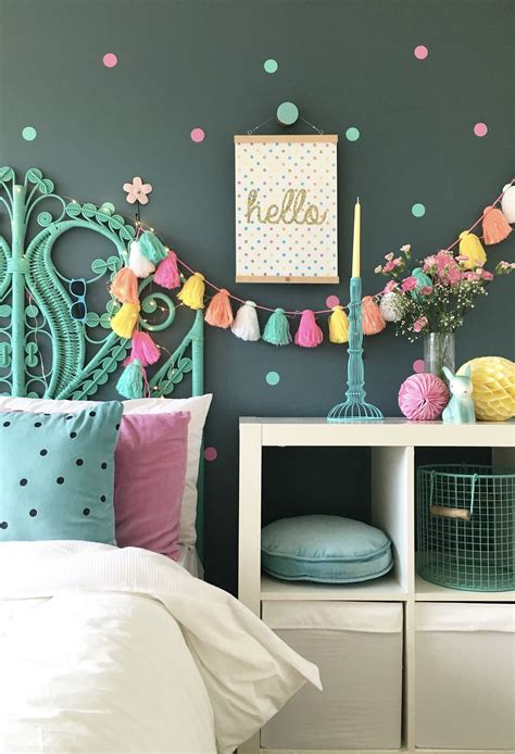 Easy Diy Kid Bedroom Ideas For Girls