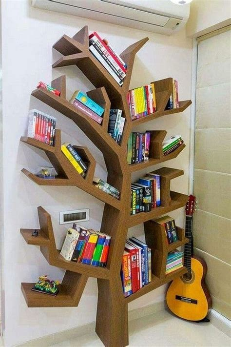 Easy Diy Kids Bookshelf