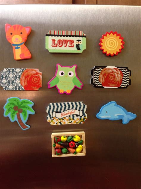 Easy Diy Magnets