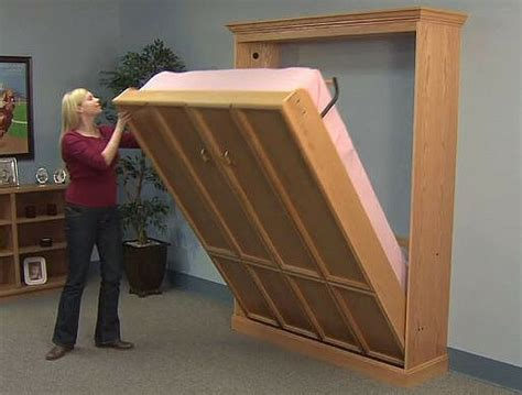 Easy Diy Murphy Bed Dvd