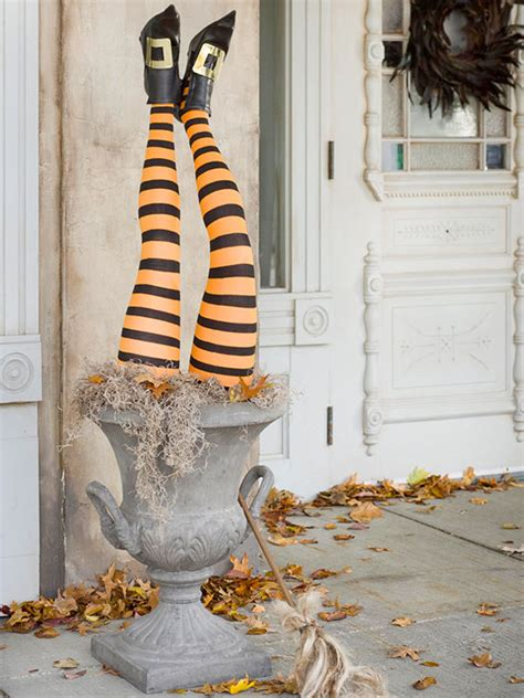 Easy Diy Outdoor Halloween Decorations