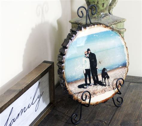 Easy Diy Photo Transfer To Wood