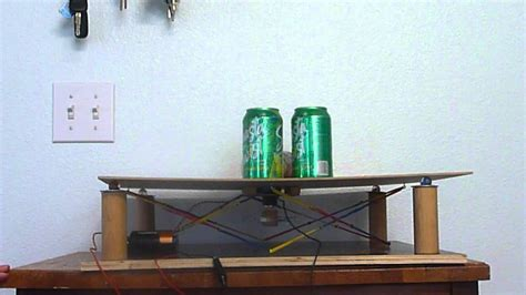 Easy Diy Shake Table