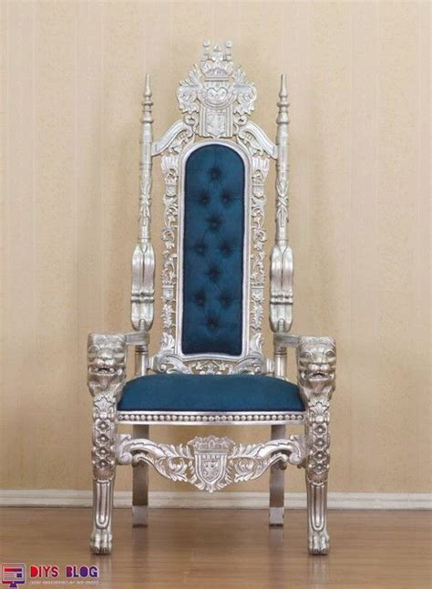 Easy Diy Throne Chair