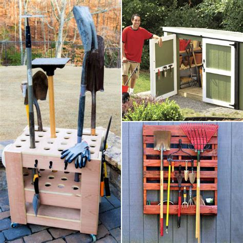 Easy Diy Tool Storage