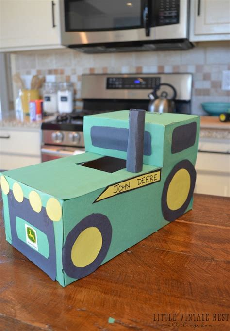 Easy Diy Valentine Boxes For Boys