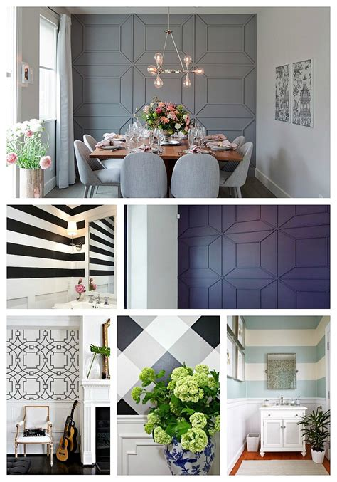 Easy Diy Wall Treatments