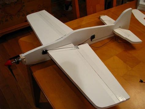 Easy Foam Rc Plane Plans