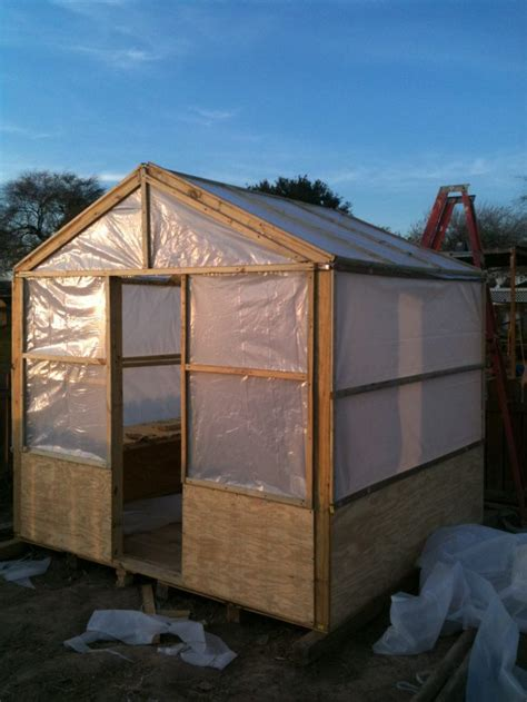 Easy Free Greenhouse Plans
