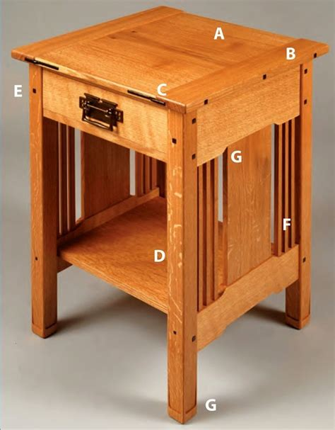 Easy French Dresser Woodworking Plans