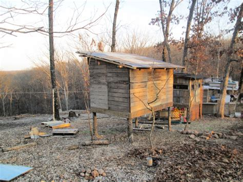 Easy Goat Shed Plans