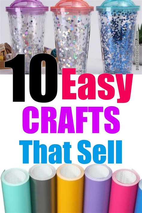 Easy Handmade Items To Sell