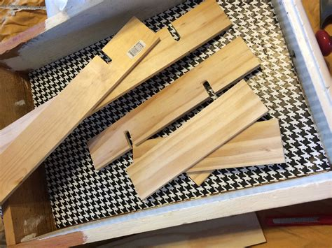 Easy Kitchen Drawer Dividers