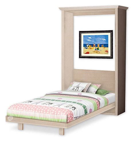 Easy Murphy Wall Bed Plans