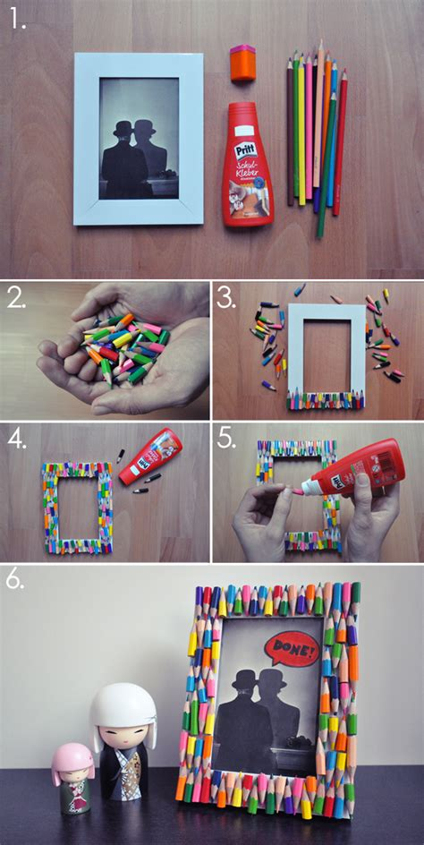 Easy Photo Frame DIY