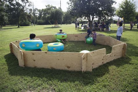Easy Plans For A Collapsible Gaga Pit Design