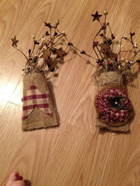 Easy Primitive Crafts To Make