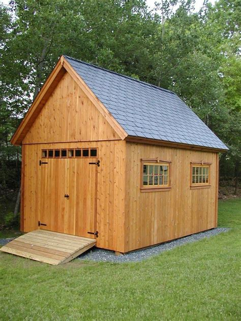 Easy Shed Plans Free 12x16