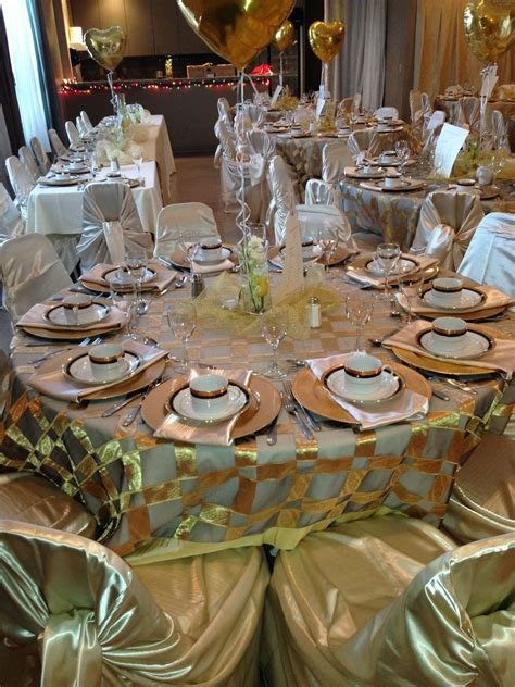 Easy Table Decorations For Anniversary