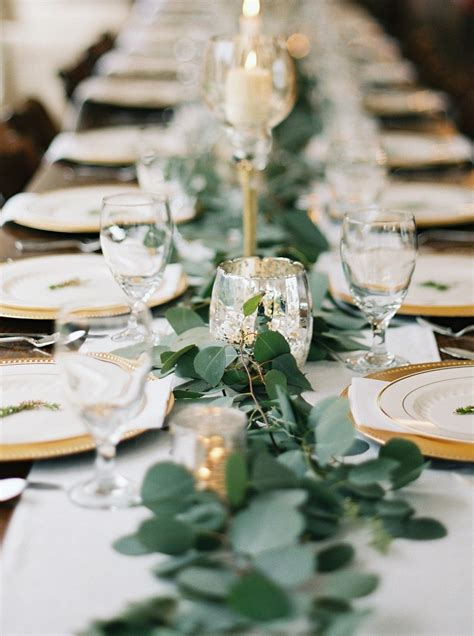 Easy Table Decorations For Weddings
