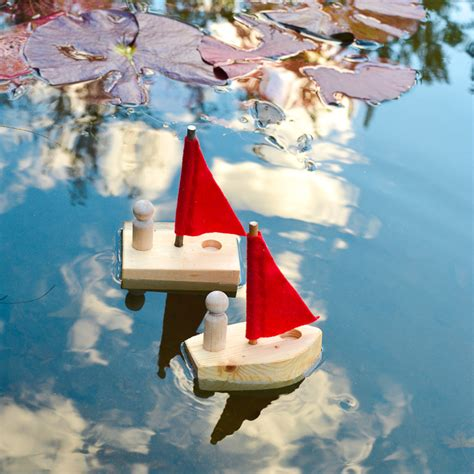 Easy Wood Boat Projects