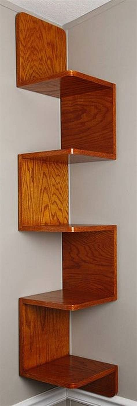 Easy Wood Shelf Projects