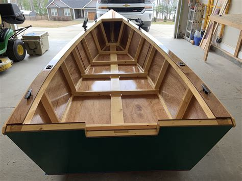 Easy Wooden Boat Building Plans