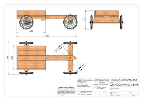 Easy Wooden Go Kart Plans