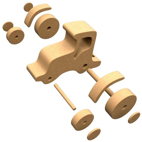 Easy Wooden Toy Plans