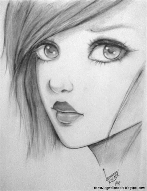 Easy Pencil Drawings
