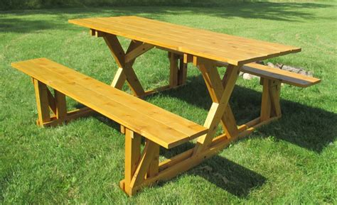 Easy-Access-Picnic-Table-Plans