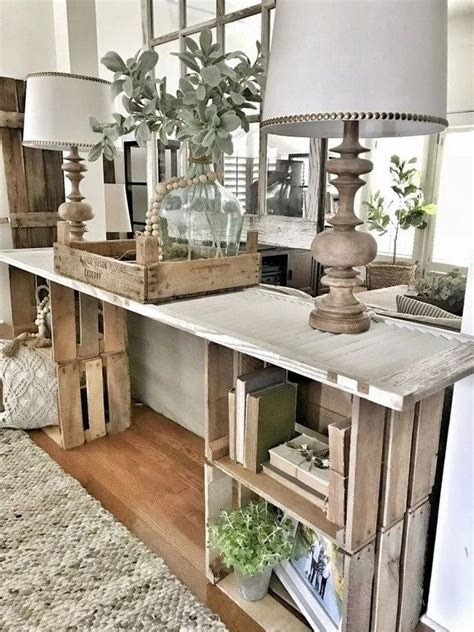 Easy-Console-Table-Diy