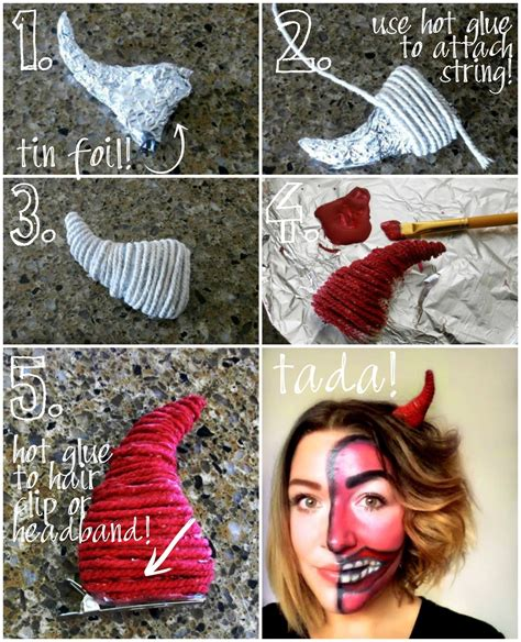 Easy-Diy-Devil-Horns