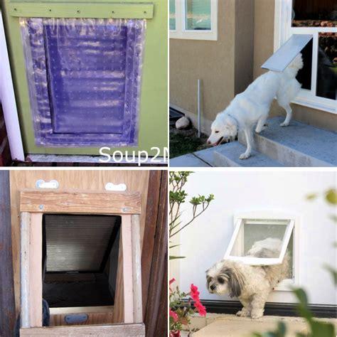 Easy-Diy-Dog-Door