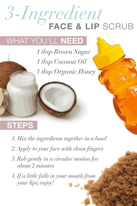 Easy-Diy-Face-Scrub