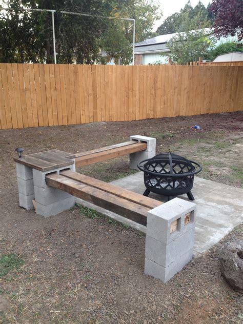 Easy-Diy-Fire-Pit-Bench