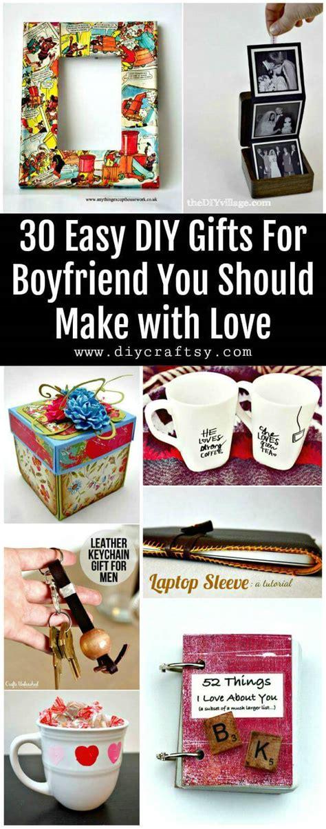 Easy-Diy-Gifts-For-Boyfriend