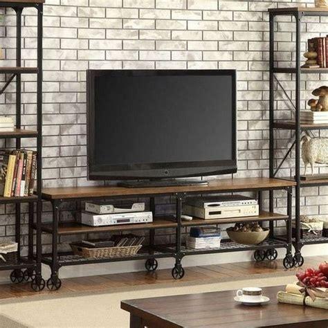 Easy-Diy-Industrial-Tv-Stand