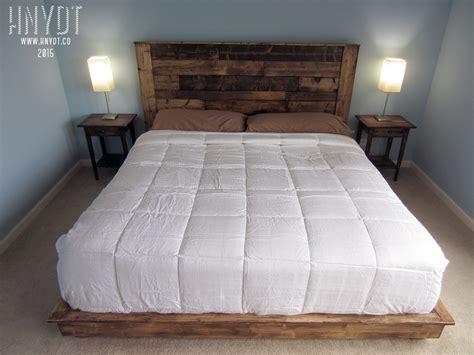 Easy-Diy-King-Platform-Bed