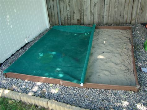 Easy-Diy-Sandbox-With-Cover