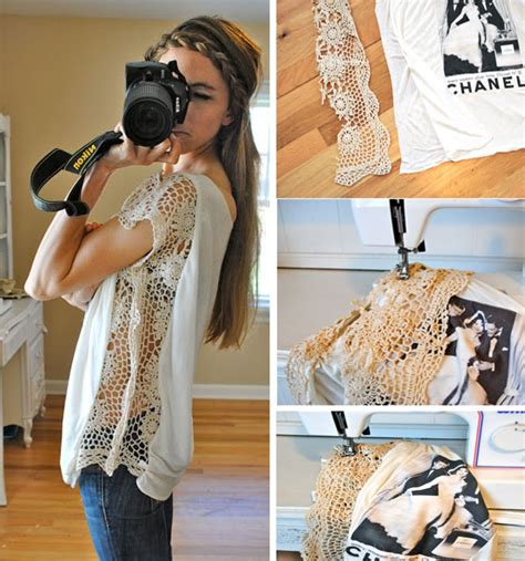 Easy-Diy-T-Shirt-Projects