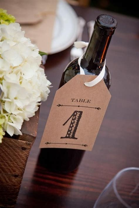 Easy-Diy-Table-Number-Wedding-On-Bottle