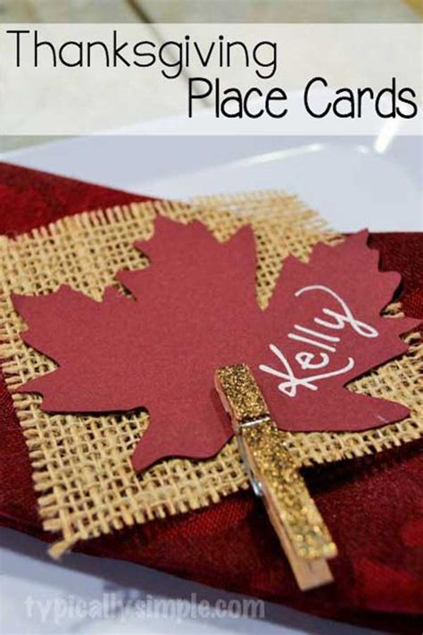 Easy-Diy-Thanksgiving-Place-Cards