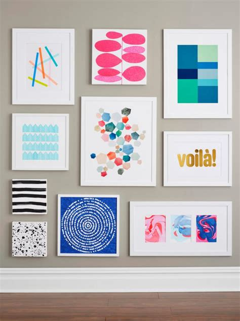Easy-Diy-Wall-Decor