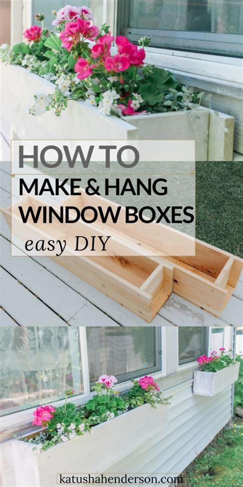 Easy-Diy-Window-Flower-Box