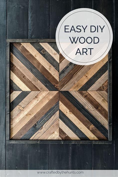 Easy-Diy-Wood-Wall-Art
