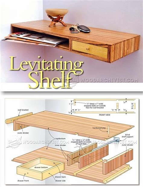 Easy-Floating-Shelf-Plans