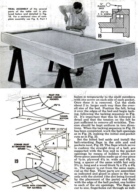 Easy-Pool-Table-Plans